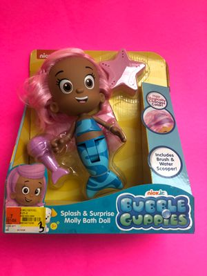 SPLASH & SURPRISE MOLLY BATH DOLL for Sale in Wauchula, FL