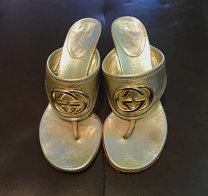 Gucci Sandals with Heel size 7 for Sale in Newport Beach, CA