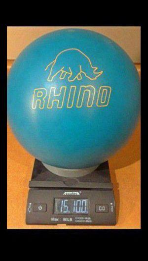 Rhino bowling ball for Sale in Phoenix, AZ