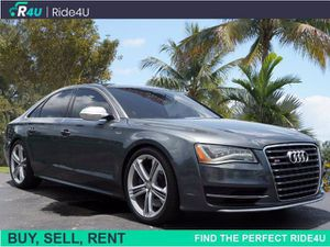 2013 Audi S8 for Sale in St. Petersburg, FL