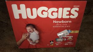 Newborn Diapers for Sale in Squaw Valley, CA