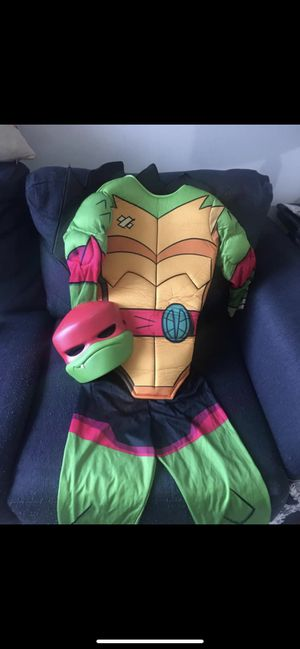 Ninja turtles costume 10$ for one 15$ for both for Sale in Canton, MI