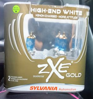 Sylvania 9006SZGPB2 9006 SZ Gold PB2 Headlight Xenon Charged Bulbs Pack of 2 for Sale in Fresno, CA