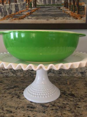 Vintage Pyrex Kelly Green 024 Casserole for Sale in Brambleton, VA
