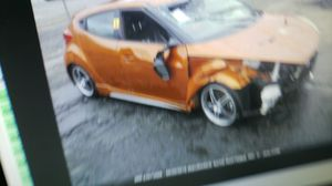2014 HYUNDAI VELOSTER PARTING OUT ASK OSCAR for Sale in Miramar, FL