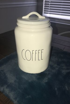 Rae Dunn coffee canister for Sale in Murfreesboro, TN
