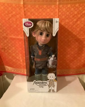 """Vintage THE DISNEY STORE """"Disney Animators Collection - KRISTOFF - New and Discontinued"""" for Sale in Beaverton, OR"""