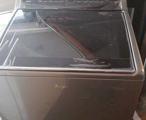 Whirlpool cabrio washer for Sale in Cumberland, VA