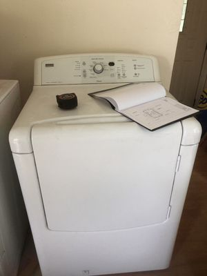 Kenmore Elite Washer and Kenmore Elite Oasis Gas Dryer front loading for Sale in Seattle, WA