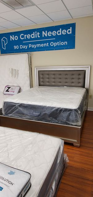 New California King Bed for Sale in Orlando, FL