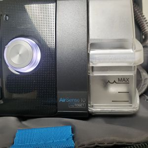 Resmed CPAP Machine Airsense 10 Autoset with tube Available Now for Sale in Houston, TX