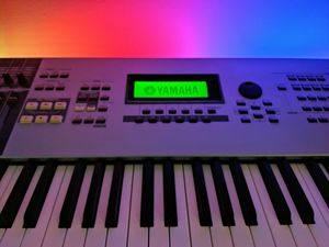 Yamaha Motif ES8 Music Production Synthesizer/Piano/Keyboard for Sale in Redmond, WA