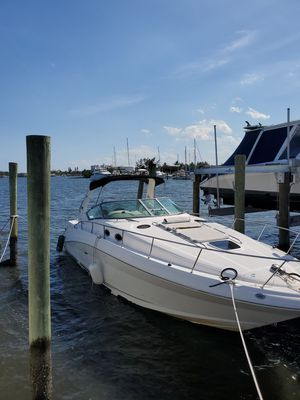 2007 34 searay sundancer for Sale in Lake Worth, FL