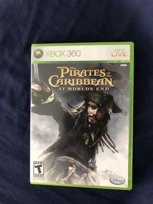 Games xbox 360 Pirates of the Caribbean for Sale in Newington, CT