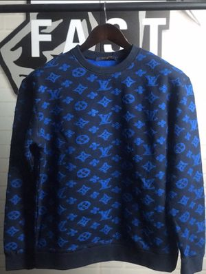 Louis Vuitton Full Monogram Jacquard Sweather for Sale in Los Angeles, CA