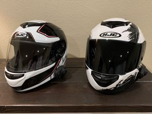 HJC motorcycle Helmets for Sale in Bellflower, CA