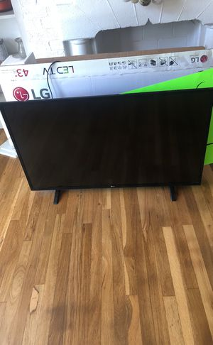 LG LED TV for Sale in Anaheim, CA