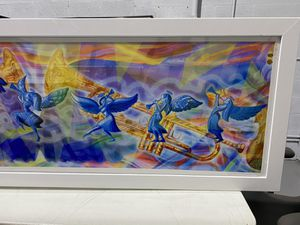 Ángels colorful painting for Sale in Kendale Lakes, FL
