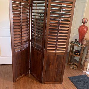 Room divider for Sale in Fort Washington, MD