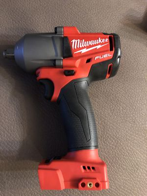 "Milwaukee fuel m18 mid torque 1/2"" impact wrench for Sale in Phoenix, AZ"