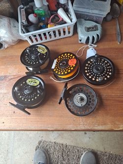Fishing Fly Reels for Sale in Vancouver,  WA
