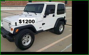 ֆ12OO Jeep Wrangler for Sale in Downey, CA
