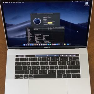 In. Excellent condition Apple 15 inch MacBook Pro 2.9GHz 6GB Video 16GB RAM 1 TB SSD for Sale in Manalapan Township, NJ