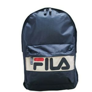 Brand NEW! Fila Navy Blue Backpack For Everyday Use/Work/School/Traveling/Hiking/Biking/Sports/Gym/Outdoors/Gifts for Sale in Carson, CA