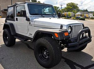Price $$12OO Jeep Wrangler 2OO3 For Sale! One Owner for Sale in Toledo, OH