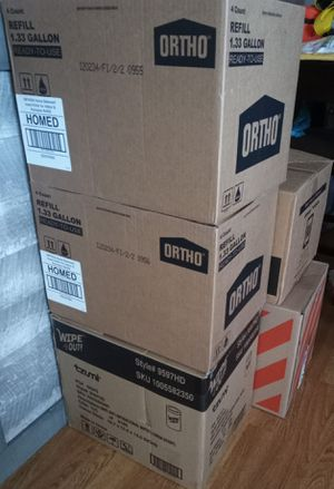 5 packed boxes of DVD's. for Sale in Santee, CA