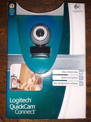 Logitech quickcam connect for Sale in Crystal Springs, MS