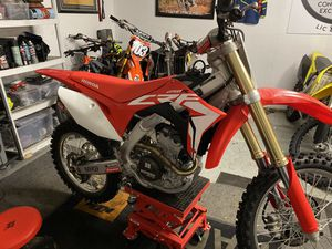 2018 crf250r for Sale in Palo Alto, CA