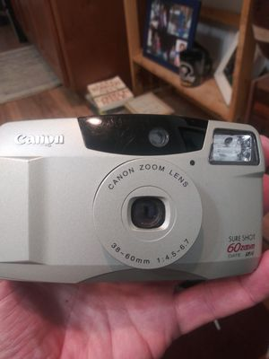 Canon sure shot 60 zoom for Sale in Portland, OR