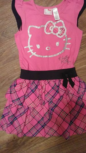 Hello kitty dress for Sale in San Antonio, TX