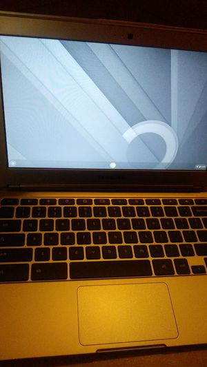 Samsung chromebook laptop for Sale in Jacksonville, FL