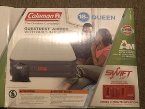 Queen 18 Airbed for Sale in Cleveland, OH