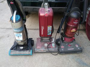 Bissell Hoover and Bissell vacuums for Sale in St. Louis, MO