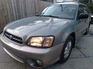 Subaru OUTBACK awd 2004 mechanic special for Sale in Chicago, IL