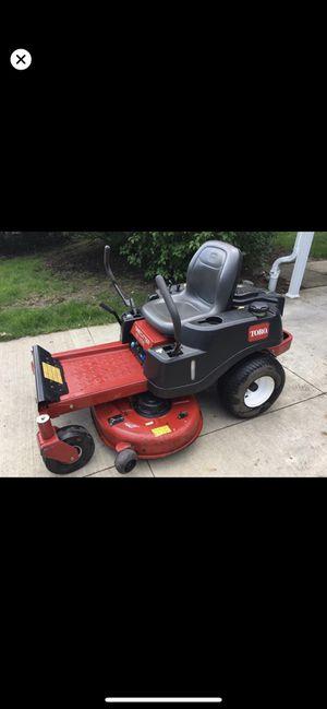 Toro zero turn lawnmower for Sale in Buffalo, NY