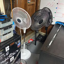 3 New Fans For Sale for Sale in San Diego,  CA