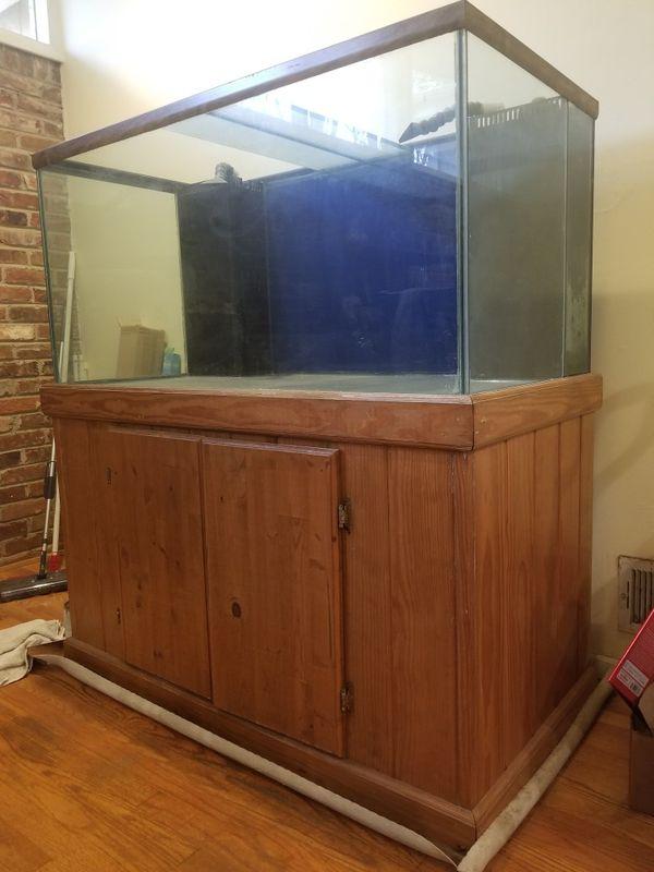 120 gal 4'x2'x2' Aquarium