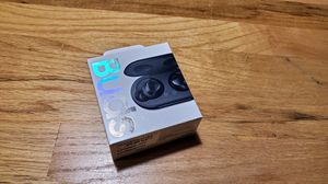 Galaxy Buds, Wireless Earbuds, Black + Wireless Charging Case for Sale in Chicago, IL