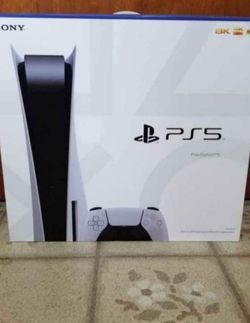Playstation 5 Disc Edition for Sale in Auburn,  WA