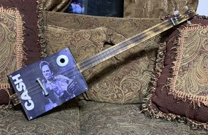 Cigar Box Guitar for Sale in Grottoes, VA