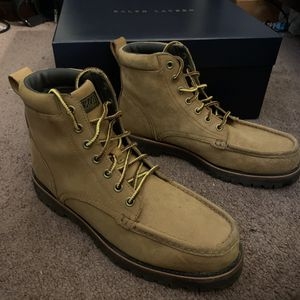 Polo Ralph Lauren Boots for Sale in Parkville, MD