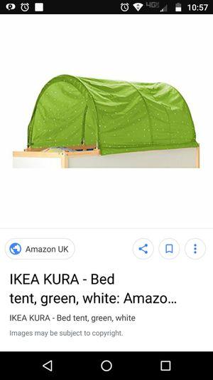 Used IKEA Kura Green Tent for Sale in Newark, CA