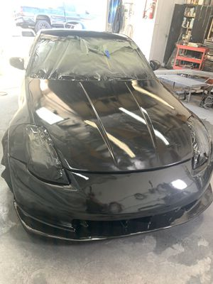350z (AUTO BODY AND PAINT) for Sale in Orange, CA
