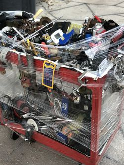 Full Toolbox For Sale All For 250 for Sale in Winter Haven,  FL