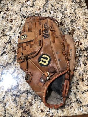 "Wilson 13"" Softball glove for Sale in Gainesville, GA"