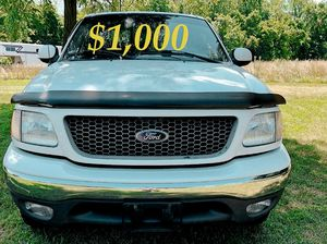 🔑📗🔑$1,OOO first owner 2OO2 Ford F-150 runs perfect it is fully loaded🔑📗🔑 for Sale in Vancouver, WA